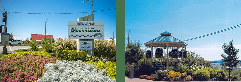 Embellissement et environnement ville de Donnacona