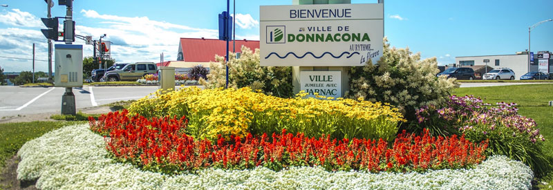 Consours Maisons Fleuries ville de Donnacona